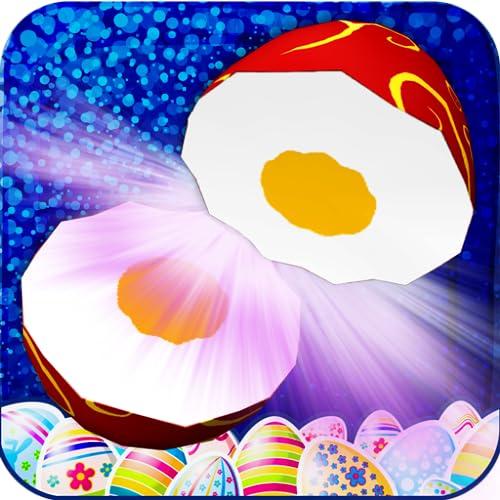 Trancheuse d'oeufs de Pâques