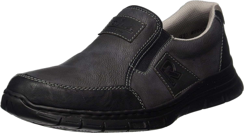Rieker Men's Loafers, 7.5 US