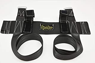 Spud, Inc. The Safety Squat Bar Strap Attaches to Any Straight Bar for Powerlifting Weight Lifting Bodybuilding