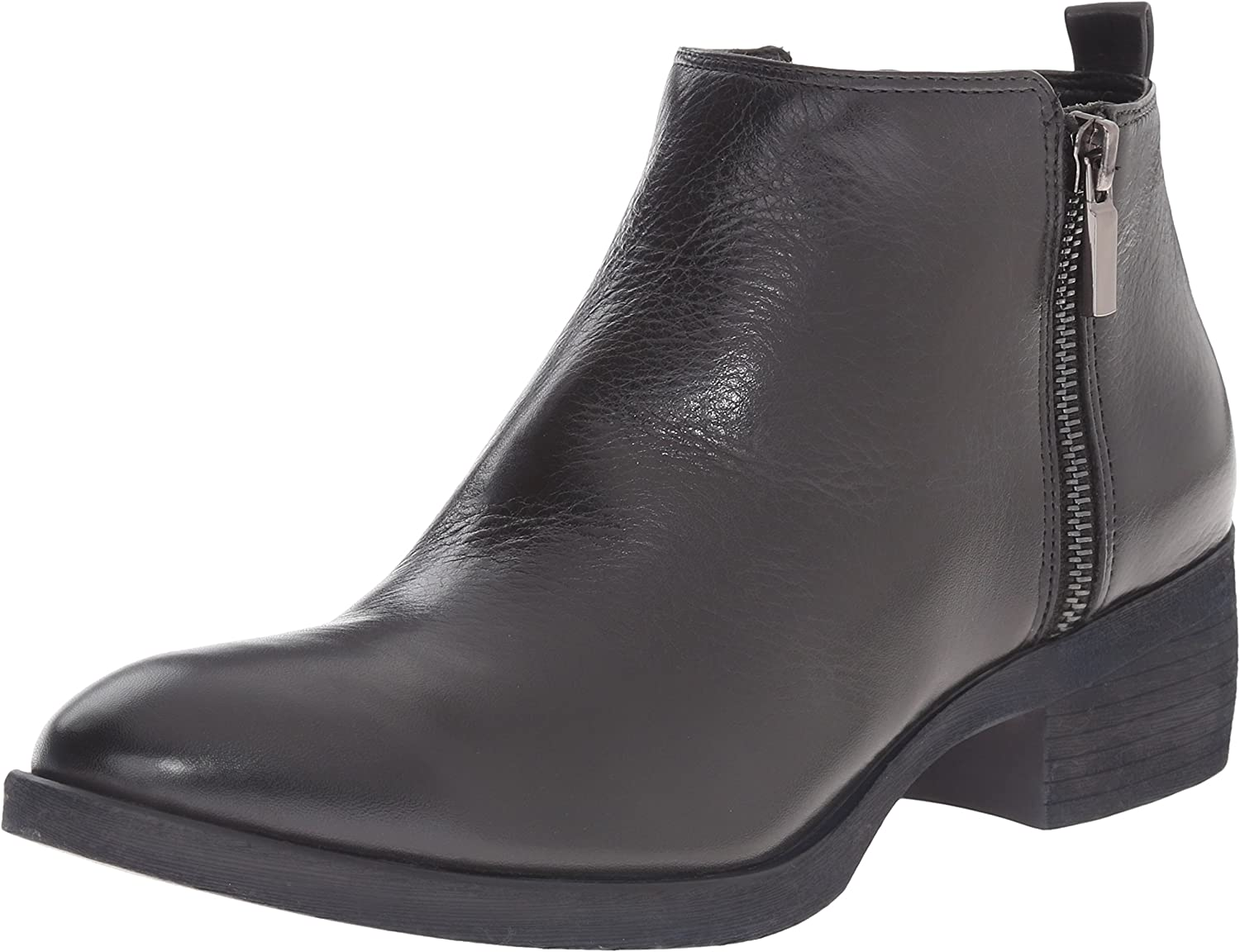 Kenneth Cole New York Women's 7-Levon Dual Zip Bootie Ankle Boot