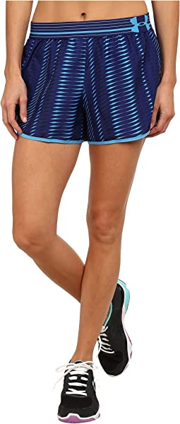 UA Printed Perfect Pace Short