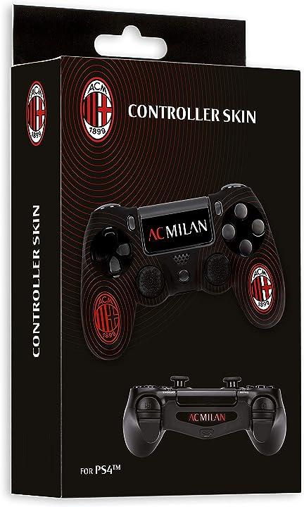 Controller skin  playstation 4  ac milan 3.0 - anche altre squadre 100353
