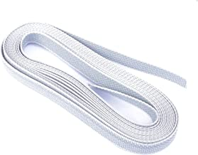 Home System tp451675 gordel voor rolluiken, breedte 16 mm, 7,5 m, grijs