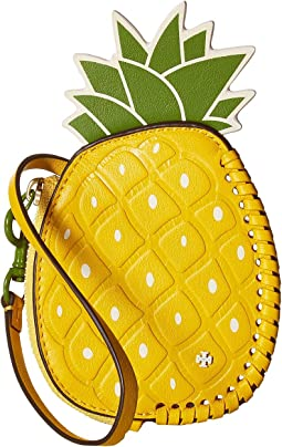 Pineapple Coin Pouch Key Fob