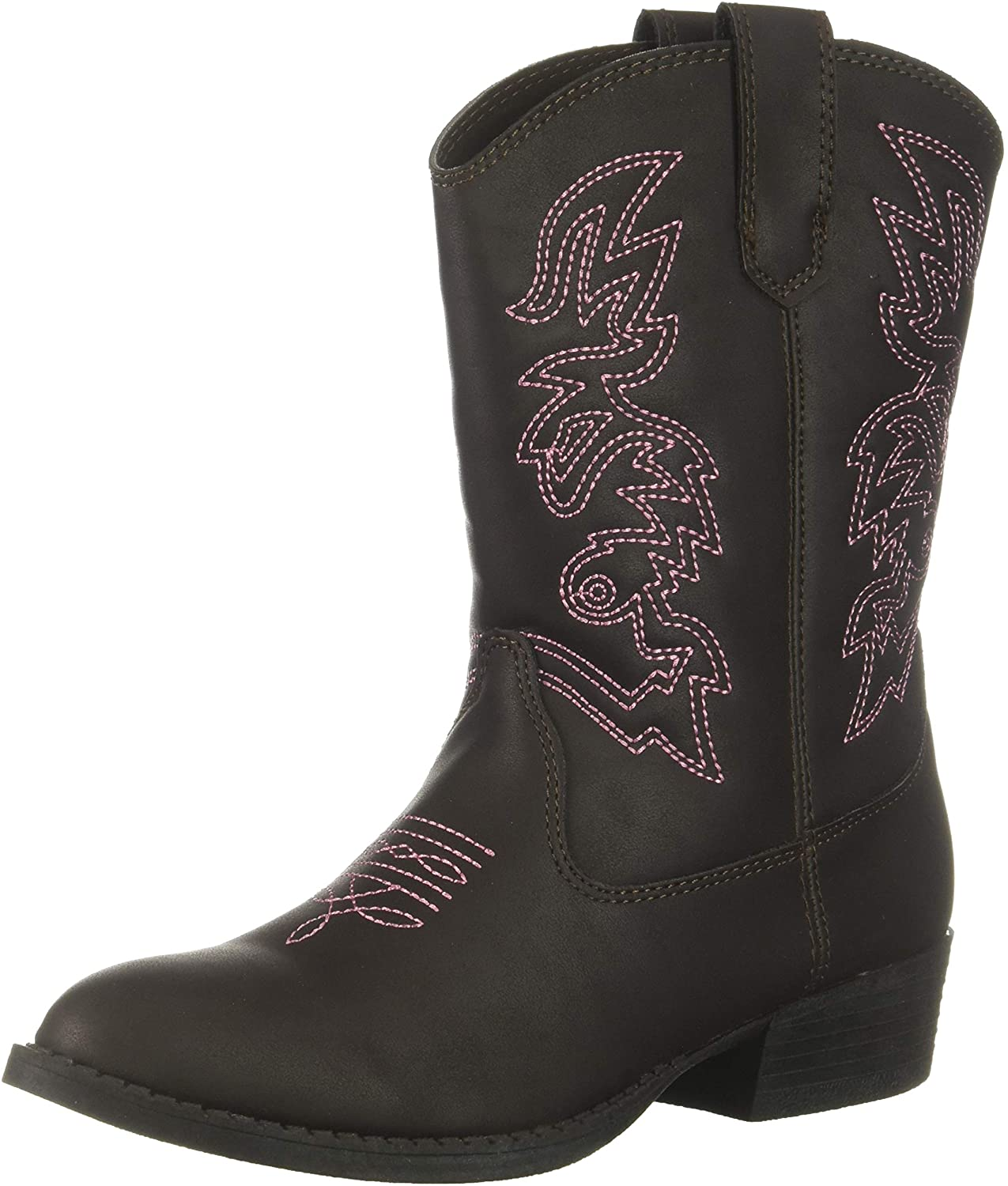 Deer Stags Unisex-Child Western Boot