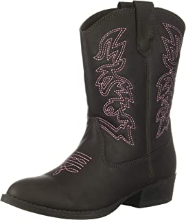 Deer Stags Kids Western Boot