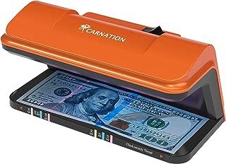 Bill Money Detector with UV Counterfeit Detection and Free Counterfeit Detection Pen