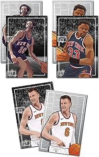 3 Posters of NY Knicks - Walt
