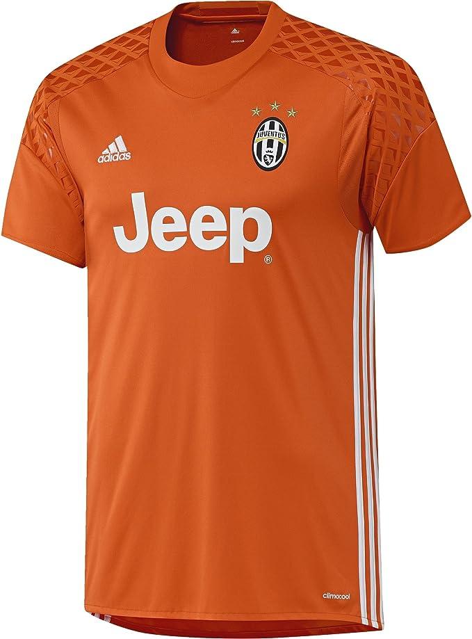 Juventus Maglia Portiere Arancione 2016-17