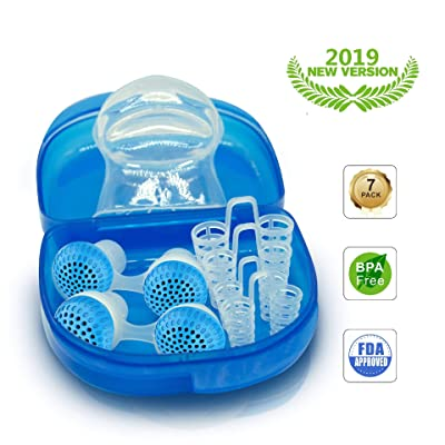 Anti Snoring Devices Snoring Solution,2 in 1 fo...