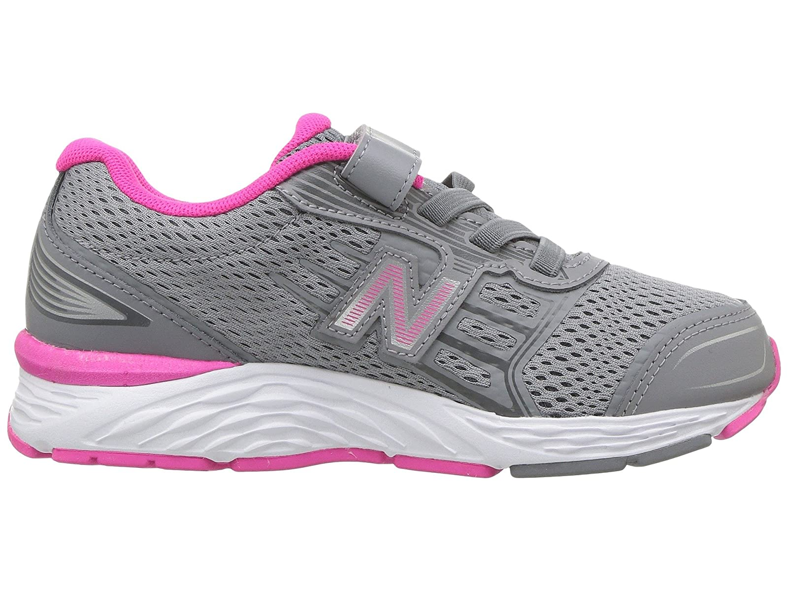 Girls-039-s-Shoes-New-Balance-Kids-KA680v5Y-Little-Kid-Big-Kid thumbnail 7