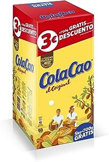 ColaCao Original: Cacao Natural - Formato Ahorro - 5,7kg