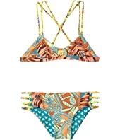 Maaji Kids - Rock On Yard Bikini Set (Toddler/Little Kids/Big Kids)