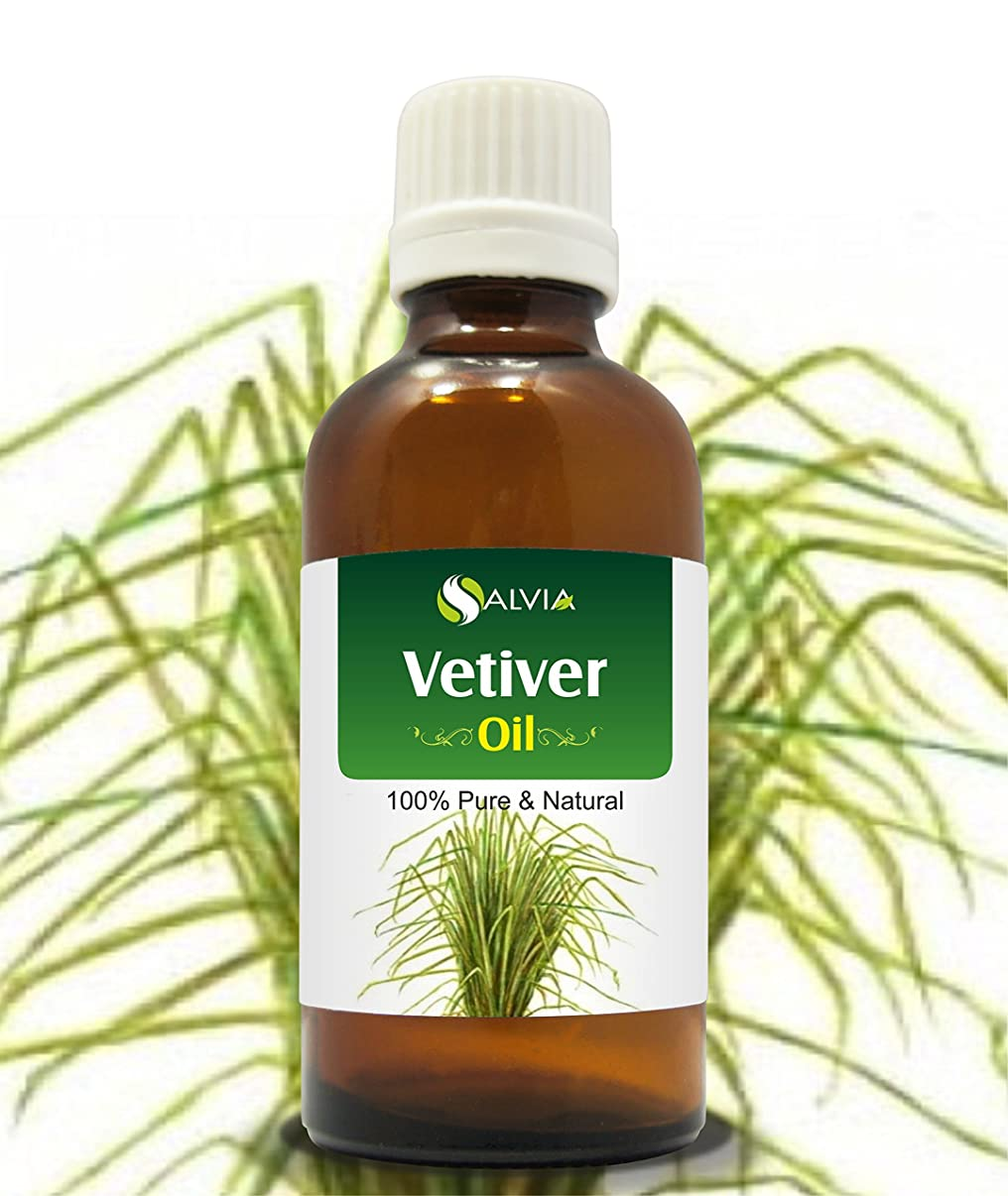 体世界的にダルセットVETIVER OIL 100% NATURAL PURE UNDILUTED UNCUT ESSENTIAL OIL 15ML