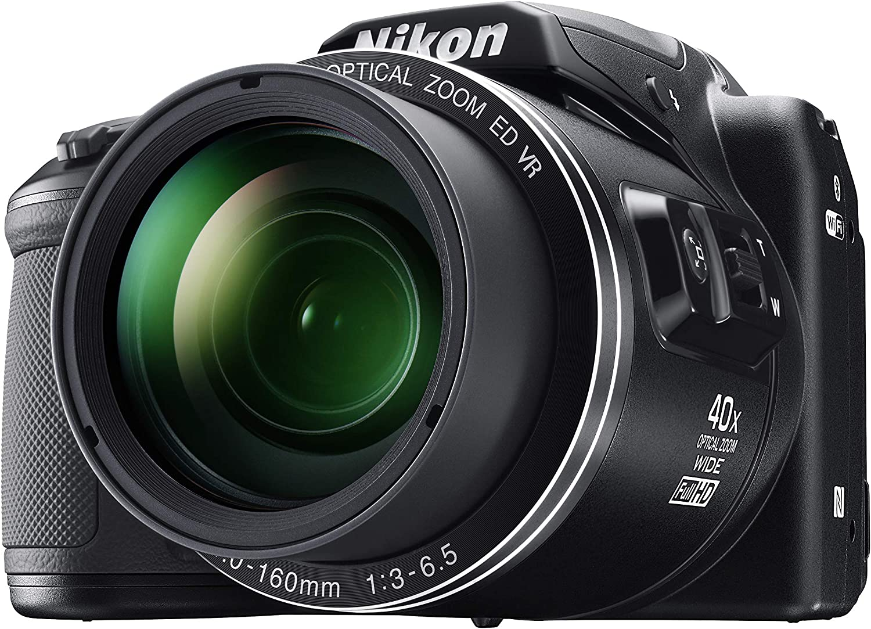 Nikon Coolpix B500 Kamera Schwarz Amazon Basics Kamera
