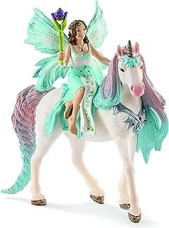 Schleich Fairy Eyela with Princess Unicorn Toy Figure