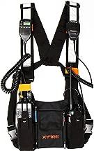 2 way radio shoulder harness