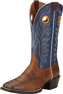 Best blue ostrich cowboy boots Reviews