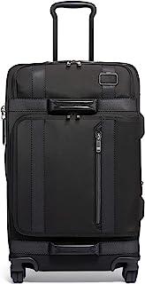 TUMI - Merge Short Trip Expandable Packing Case Medium Suitcase - Rolling Luggage for Men and Women - Black