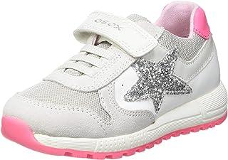 Geox Baby Girls B Alben Girl a Sneaker