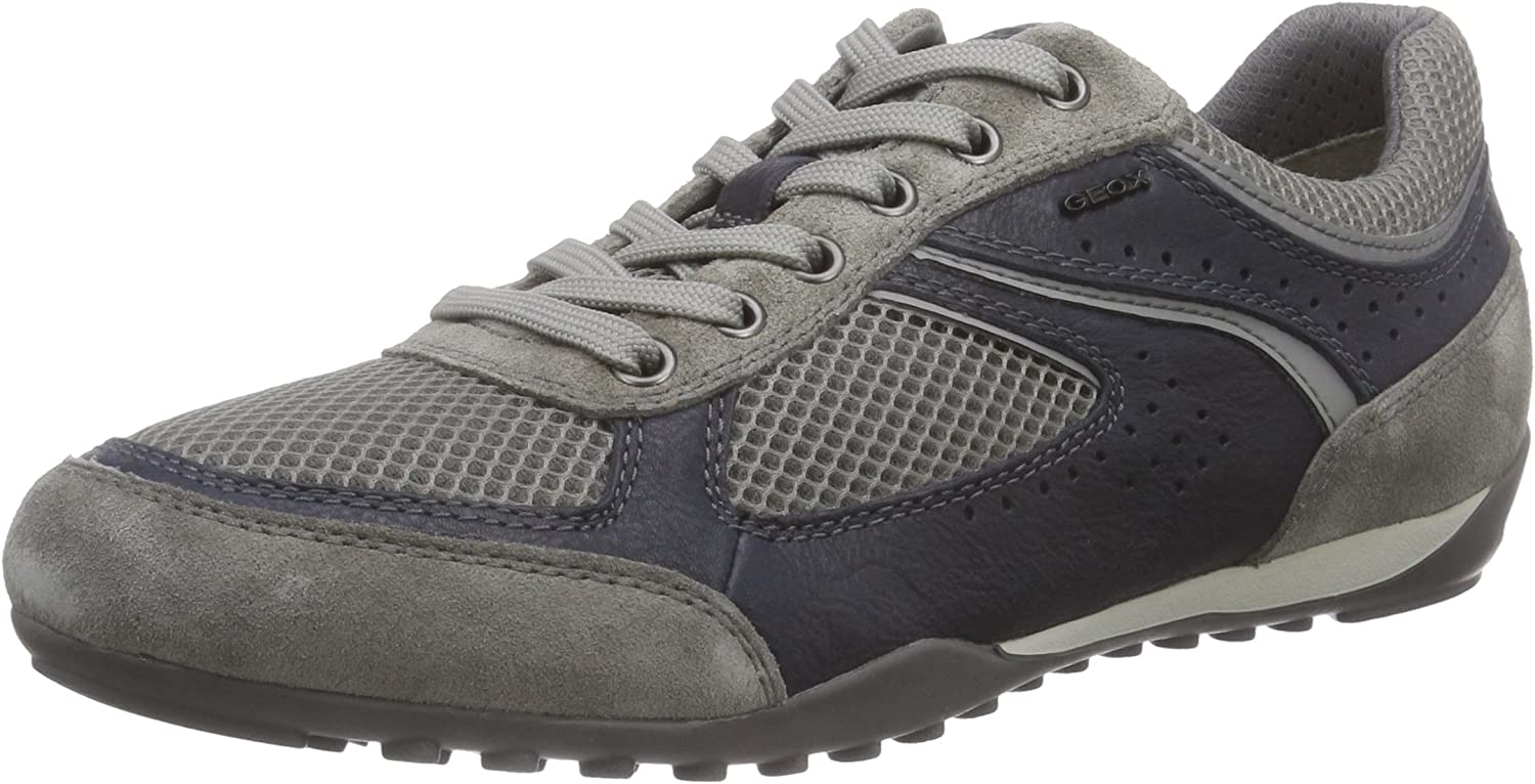 Geox Men's Wells a Low-Top Sneakers
