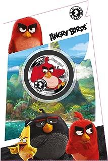 British Pobjoy Mint: Angry Birds