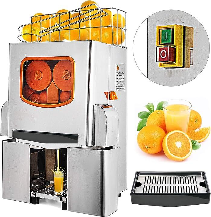 Macchina per succo arancia, estrattore di succo frutta, 120w stile autogrill vevor B087BPFVP2