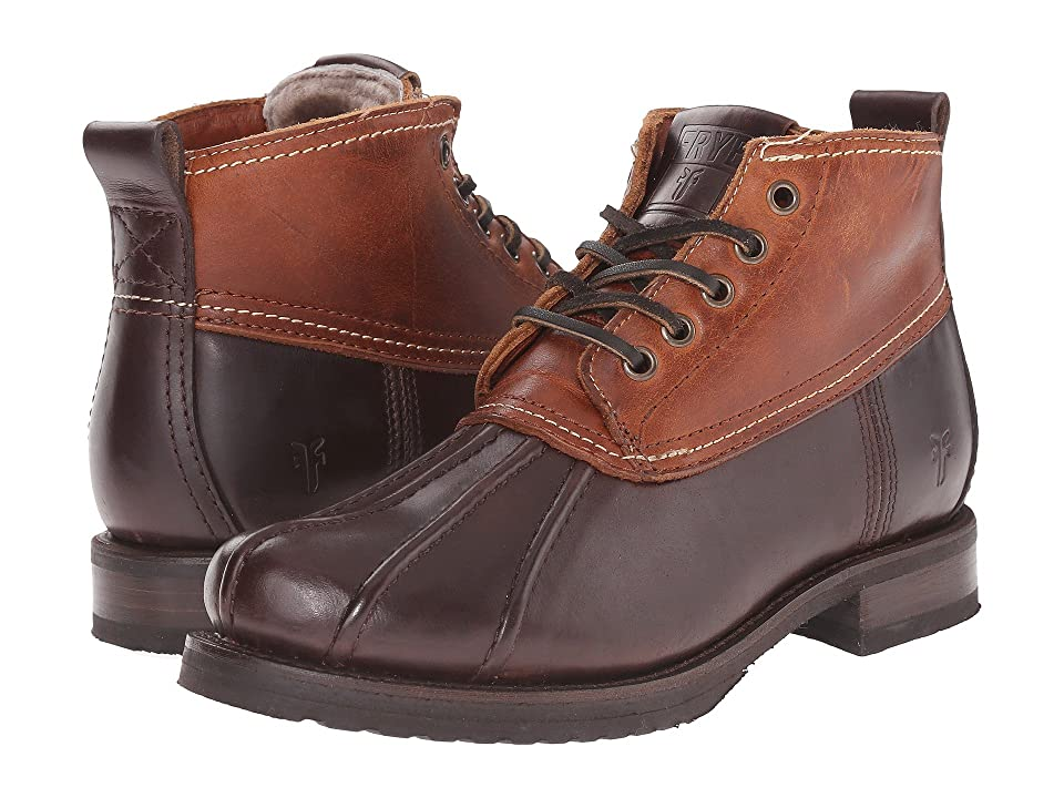 Frye Veronica Duck Chukka (Espresso Multi Smooth Pull Up/Oiled Vintage) Women