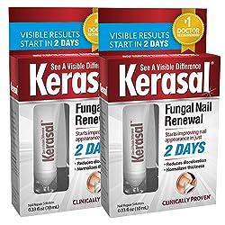 Kerasal Nail Fungal Nail Renewal Treatment 10ml