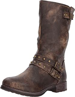 Best womens distressed boots Reviews