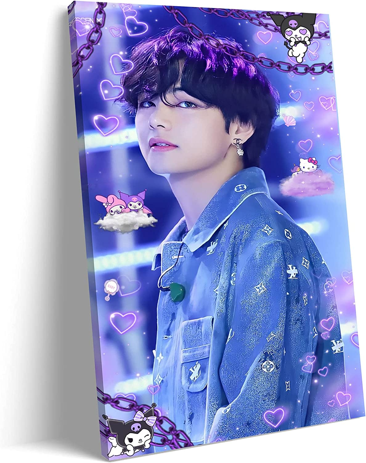 BTS Poster for Room Bedroom t Gift-Xirokey-Easy Decorative Now on sale Atlanta Mall Walls
