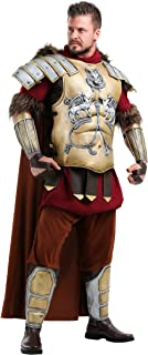 Men's Roman Gladiator Armor Costume Adult Gladiator's General Maximus Costume
