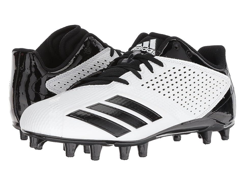 adidas 5-Star (Footwear White/Core Black/Core Black) Men
