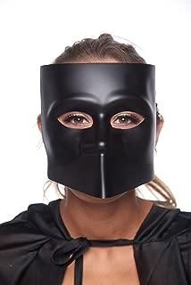 KII Bauta Solid Full-Face Masquerade Mask