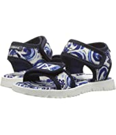 Dolce & Gabbana Kids - Capri Flip-Flop (Toddler/Little Kid)