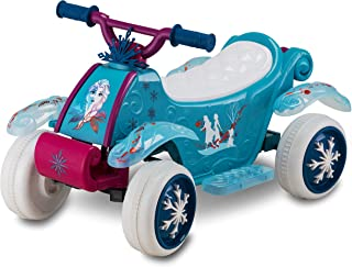 Kid Trax Toddler Disney Frozen 2 Electric Quad Ride On...