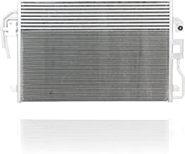PACIFIC BEST INC. A-C Condenser For/Fit 3782 Ford Escape Mercury Mariner AT w/Transmission Oil Cooler