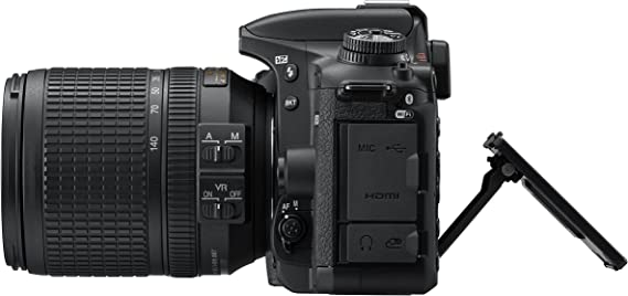 Nikon D7500 Digitale Spiegelreflexkamera 20 9 Megapixel Sd 8 Gb 200 X Premium Lexar