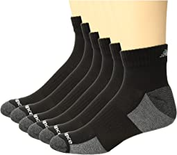 New Balance - Performance Training Ankle Socks 6-Pair Pack