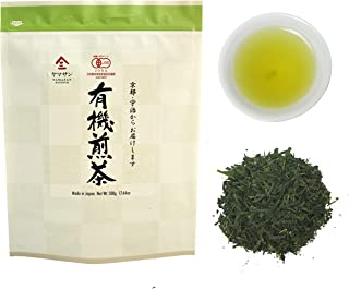 Green Tea Loose Leaf Sencha Bulk, JAS Certified Organic, Japan, 500g Bag【CHAGANJU】
