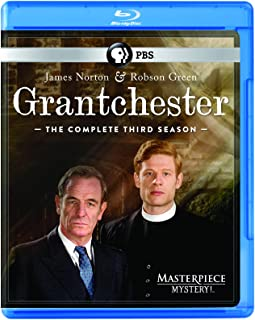 Masterpiece Mystery! Grantchester Season 3