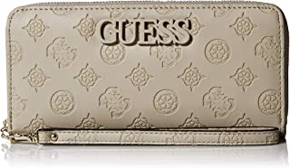GUESS Janelle Large Zip Around Wallet