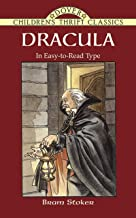 Dracula: In Easy-to-Read Type (Dover Children's Thrift Classics)