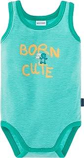 SCHIESSER Baby Body 56 62 68 74 80 86 92 98 104 Halbarm Erstling 100/% Baumwolle