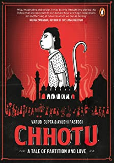Chhotu: A Tale of Partition and Love (English Edition)