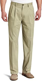 Dockers Men's Classic Fit Easy Khaki Pants-Pleated D3