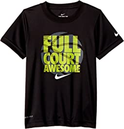 Full Court Awesome Dri-FIT Tee (Little Kids)