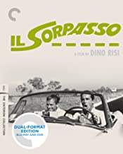 Criterion Collection: Il Sorpasso (2 Blu-Ray) [Edizione: Stati Uniti] [USA] [Blu-ray]