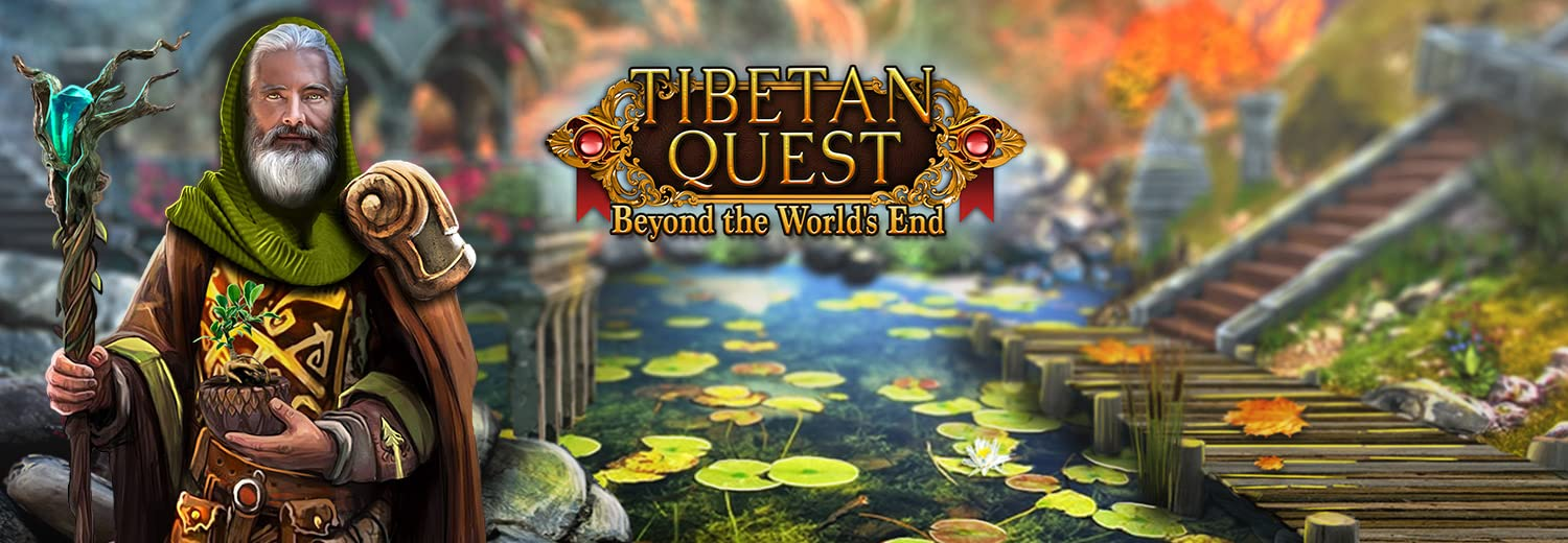 Tibetan Quest Beyond the World s End Download product image