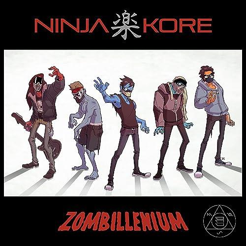 Zombillenium (Standard&Push Remix) de Ninja Kore en Amazon ...